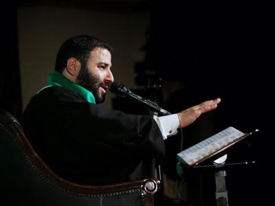 مراسم شب پنجم ماه مبارک رمضان در هیئت مکتب الصادق(ع)