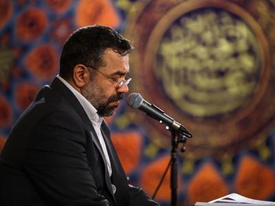 گزارش صوتی مناجات خوانی حاج محمود کریمی در حرم رضوی، شب دوم و سوم ماه رمضان