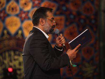 گزارش صوتی شب بیست و یکم ماه رمضان در هیئت رایةالعباس(ع)