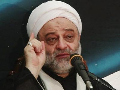 صوت/ حجتالاسلام فرحزاد:به اشتباه و گناه خودت پی ببر و اقرار کن