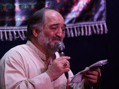 عزاداری شب نوزدهمماه مبارک رمضان در هیئت محسن بن علی(ع)