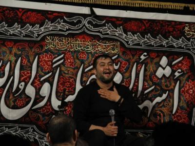 مراسم عزاداریشب بیست و یکم ماه رمضان در هیئت محبان حضرت علی اصغر(ع)