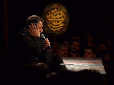 مراسم شب بیست و سوم ماه رمضان در هیئت رایةالعباس(ع)