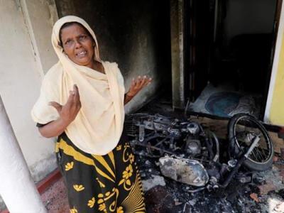 نفرتپراکنی راهب بودایی علیه مسلمانان