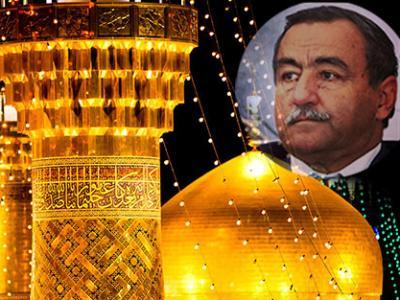 صوت/ «شاه خراسانیام» با صدای خواننده تاجیکی