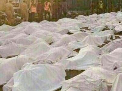 شعر/سنی و شیعه در کنار هم کشته از فتنه سعودی شد