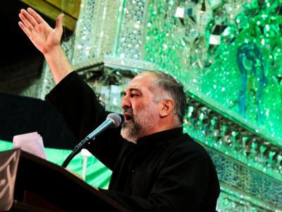 گزارش تصویری شب سوم مراسم مسلمیه در حرم حضرت عبدالعظیم حسنی(ع)/بخش اول