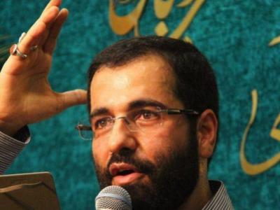 صوت/حسین سیب سرخی:به نام نامی حیدر...