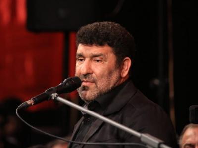 سعید حدادیان؛ ندیدم آقایی که عین تو باشه