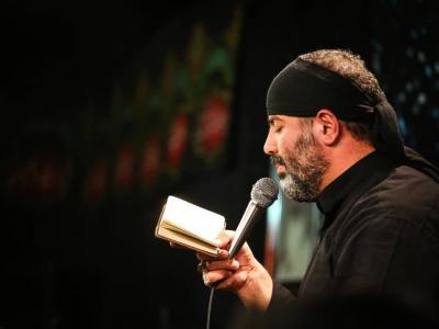 محمد بذری؛ مهمون این خرابه ای