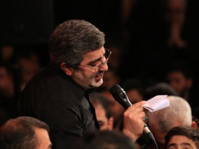 محمدرضا طاهری؛ می کشد غصه از دل زبانه
