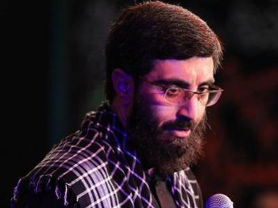 صوت مداحی سیدرضا نریمانی/ دَرِ خونه هیچ کس نرو الا حسین