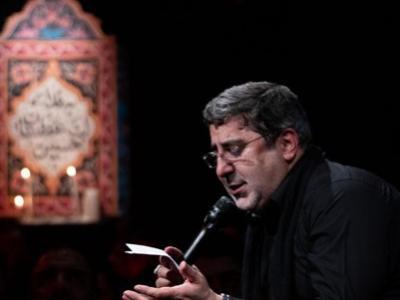 نماهنگ «فرصت ندارم» با نوای محمدرضا طاهری