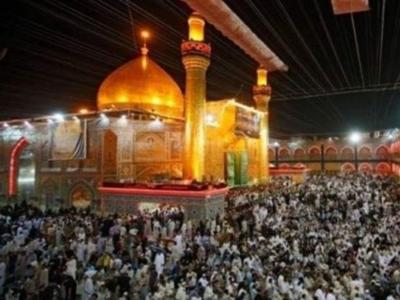 آغاز طرح پلیس نجف اشرف به مناسبت اربعین حسینی(ع)