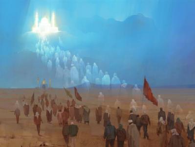 تابش نور امید و حیات از اربعین حسینی