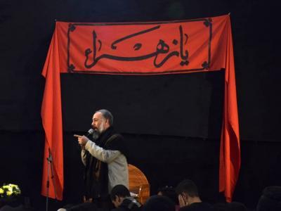 سالگرد شهادت شهيد مدافع حرم محمدحسين محمد خاني