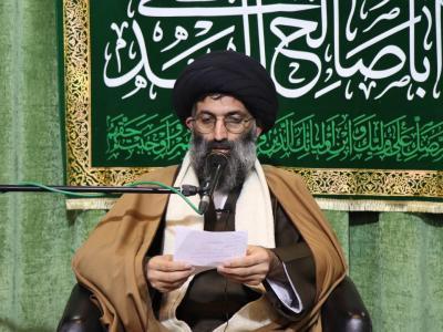 شرح دعای مکارم الاخلاق حجت الاسلام والمسلمین موسوی مطلق