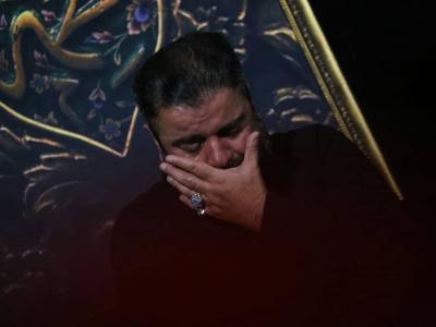 شب اول فاطمیه و یادبود سردار شهید حاج قاسم سلیمانی در هیئت فاطمیه ارشاد