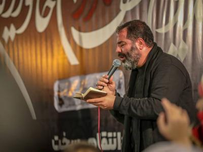 تجمع بزرگ مقاومت فاطمی بزرگداشت شهید حاج قاسم سلیمانی در شهرستان بابل