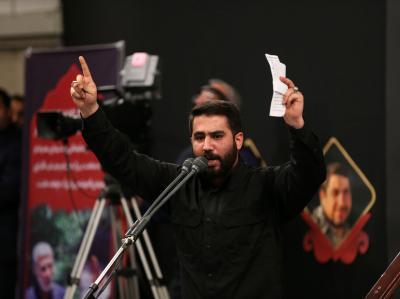 روضه حسین طاهری از زبان کنیز حضرت زهرا(س) + فیلم