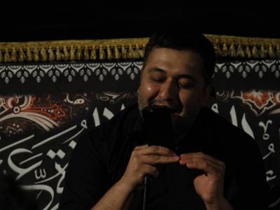 مراسم عزاداری شب دوم فاطمیه در هیئت محبان حضرت علی اصغر(ع)