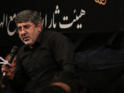 محمدرضاطاهری؛سرتو بالا بگیر، ای پهلوونم/فاطمیه98