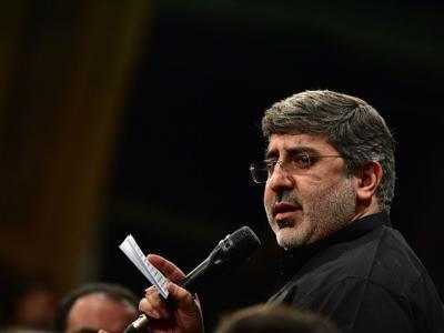 محمدرضا طاهری؛ مدیون حسینم، خاک پای زینب
