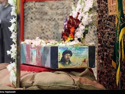 «نسیم خوش افغانی» به روایت گروه تفحص شهدا