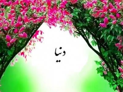 دوستی دنیا منشأ هر گناهی است