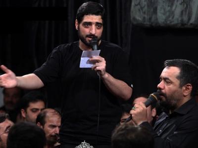 نماهنگ غم مادر؛ حاج محمود کریمی، سید مجید بنی فاطمه