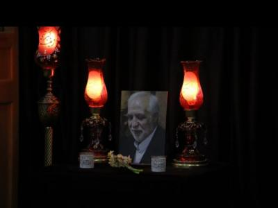 مراسم بزرگداشت و نخستین سالگرد مداح اهل بیت علیهم السلام، مرحوم حاج ابوالقاسمی در هیئت رزمندگان اسلام شهرری