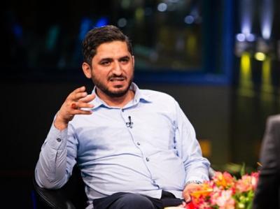 امیر عباسی : شهید غلامعلی رجبی، الگوی خوب ما مداحان است