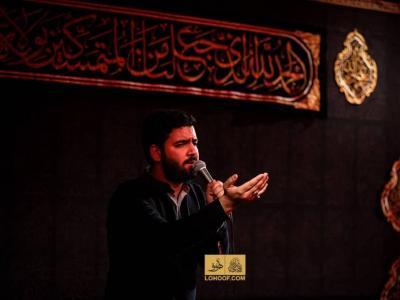 سید احمد موسوی؛ من از تو فقط خودت رو میخوام
