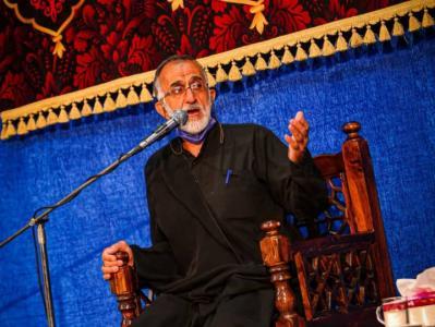 شهادت امام صادق و بزرگداشت ۱۵ خرداد در هیئت جنت الحیدر طهران برگزار شد.