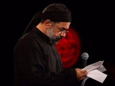 محمود کریمی؛ جبرئیل این روزا تو جاده کربلاته