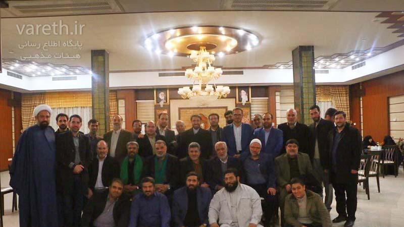 دهمین همایش مادحین و شعرای نخبه سراسر کشور در مشهد مقدس برگزار شد