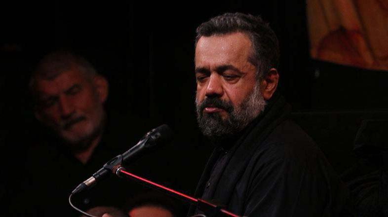 صوت/ حاج محمود کریمی: ای ماهی دریا برات گریه کرده