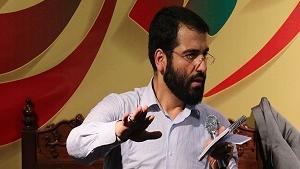 فیلم/ حاج محمدرضا طاهری وحاج حسین سیب سرخی: « تو یمه غیرت وایثار...»
