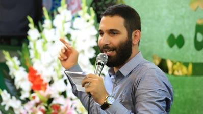 فیلم/ کربلایی محمدحسین حدادیان : « من سپاهی ام...»