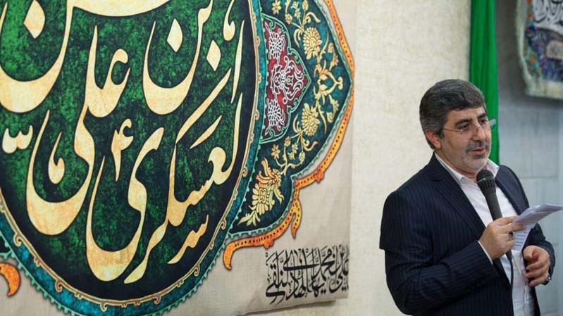 محمدرضا طاهری؛ من علی عالی اعلا امیرالمومنینم
