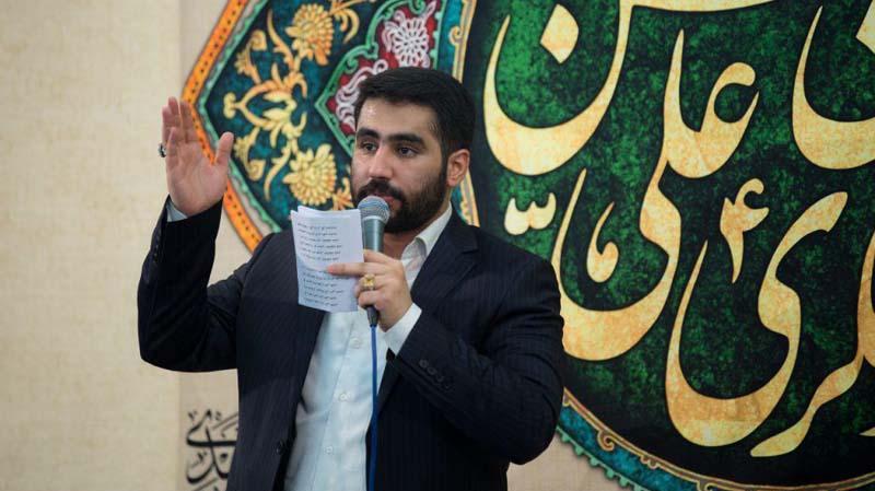صوت/ کربلایی حسین طاهری : افتخار محراب زین العابدین (ع)