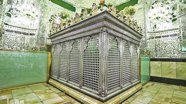 ۶۰ درصد از ساخت ضریح حضرت عبدالعظیم (ع) به اتمام رسید