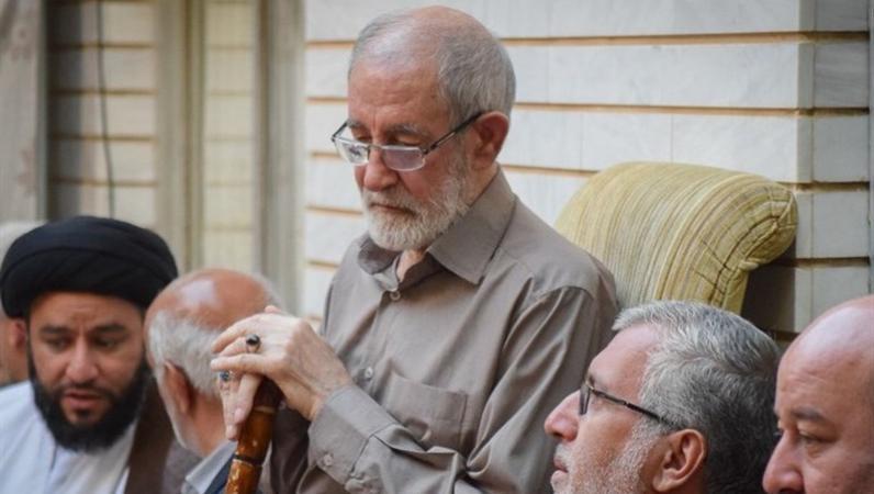 روضهخوانی پویانفر در حضور حاج فیروز زیرک کار+ فیلم