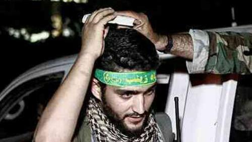 شهید بیضایی و هسته اصلی مقاومت در امنیت حرم حضرت زینب(س)