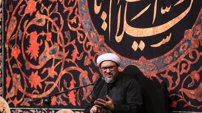 مختصری از شرح دعای کمیل توسط حجت الاسلام صراف