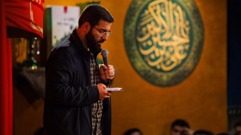 صوت/ حاج حسین سیب سرخی: دلم به عشق یارم، گرفته حال وهوایی