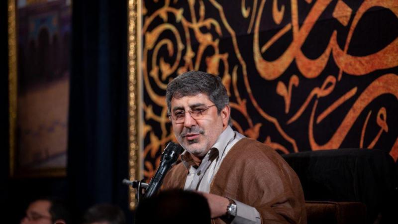 صوت/ حاج محمدرضا طاهری  :  فکری برای وضع بد این گدا کنید