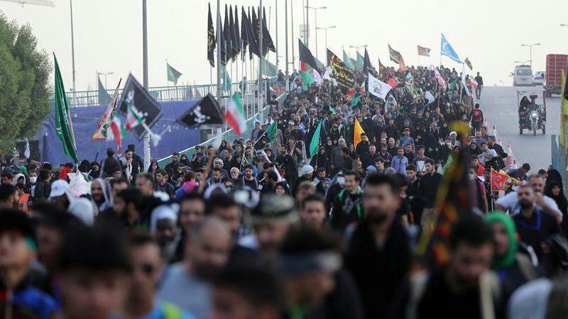 رکورد زائران ایرانی اربعین شکست/ مرز مهران شلوغ، اما تردد روان