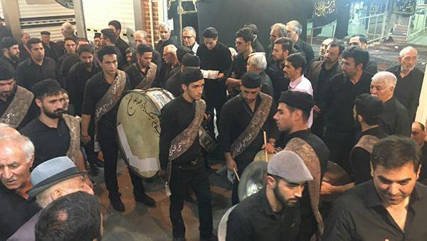 حسینیه اردبیلیها در عراق احداث میشود