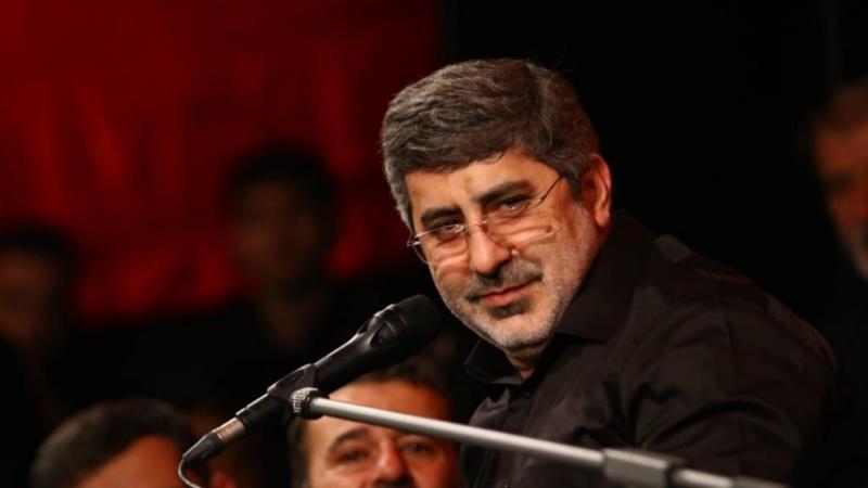 حاج محمدرضا طاهری؛شب های جمعه دلم غرق آهه